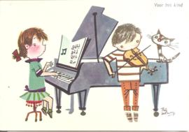 Voor het Kind: Fiep Westendorp piano  en  viool