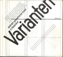 Varianten. Abstrakt-geometrische kunst in Nederland