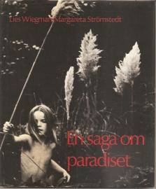 "Wiegman, Lies: ""En saga om paradiset"". (gesigneerd ""Lies"")"