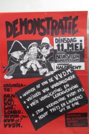 Demonstratie V.V.D.M.