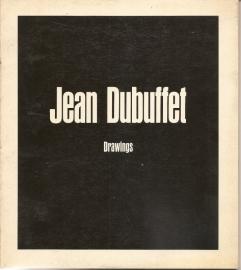 """Dubuffet, Jean: """"Drawings""""."""