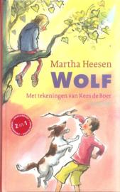 Heesen, Martha: Wolf / Maandag heeft vleugels