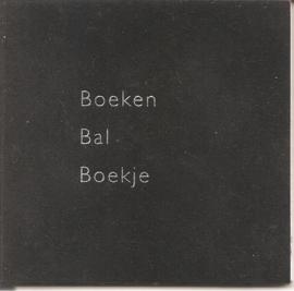 Boeken Bal Boekje 1993