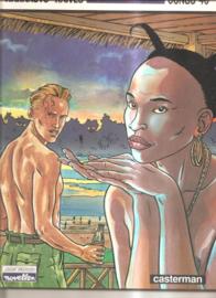 Wordt Vervolgd Novellen: Warnauts - Congo 40