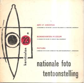 Nationale fototentoonstelling; 23e kerstsalon
