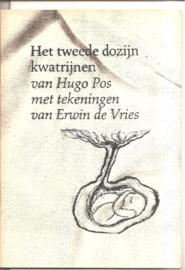 Pos, Hugo: Het tweede dozijn kwatrijnen.