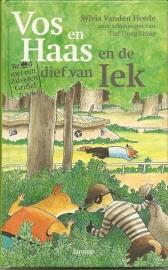 """Heede, Sylvia van den: """"Vos en Haas en de dief van Iek""""."""