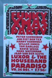 Paradiso: Funky Xmas Party