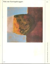 Koningsbruggen, Rob van: Paintings and drawings.