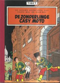 Rijperman-uitgaven: De zonderlinge Casy Moto