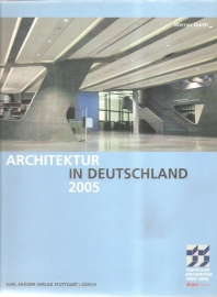Durth, wernerr: Architektur in Deutschland 2005.