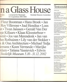 "Catalogus Stedelijk Museum 873: Life in a Glass house""."
