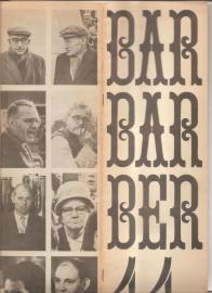 Barbarber 44 (nog niet te bestellen)