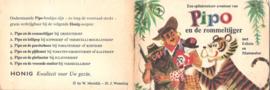 Meuldijk, Wim: Pipo en de rommeltijger