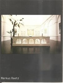 "Catalogus Stedelijk Museum 654b: ""Markus Raetz""."