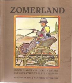 "Hille-Gaerthe, C.M. van: ""Zomerland""."