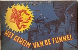 "Kapitein Rob nr. 9: ""Het Geheim van de Tunnel""."
