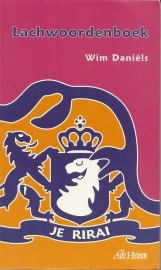 """Daniels, Wim: """"Lachwoordenboek""""."""