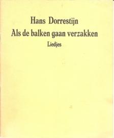 """Dorrestijn, Hans: """"Als de balken gaan verzakken""""."""