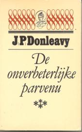 Donleavy, J.P.: De  onverbeterlijke parvenu