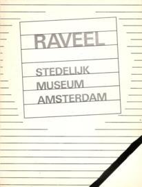 Catalogus Stedelijk Museum 562: Raveel.