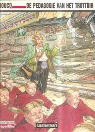 Wordt Vervolgd Novellen: Boucq - De pedagogie van het trottoir