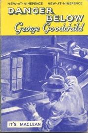 """Goodchild, George: """"Danger below""""."""