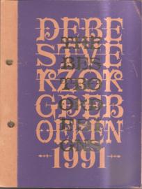 Best Verzorgde Boeken, de 1991