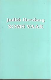 Herzberg, Judith: Soms vaak