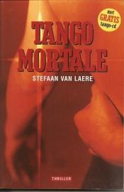 """Laere, Stefan van: """"Tango Mortale"""". (met cd)"""