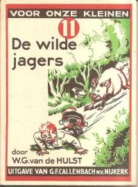 Hulst, W.G. van de: De wilde jagers