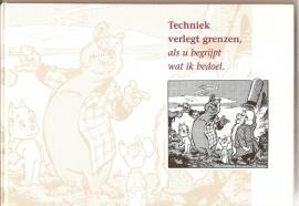 """Toonder, Marten: """"Techniek verlegt grenzen, als u begrijpt wat ik bedoel""""."""