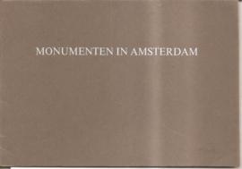 Monumenten in Amsterdam