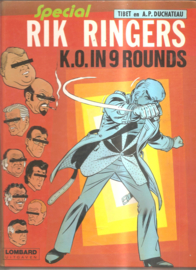 Rik Ringers Special: K.O. in 9 rounds.  (hardcover)