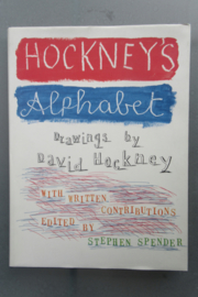 Hockney, David: Hockney's Alphabet