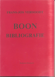 Boon, L.P.: (over -): Boon Bibliografie