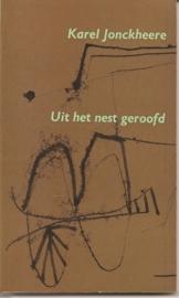 """Jonckheere, Karel: """"Uit het nest geroofd""""."""