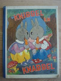 """Pel, C.A.: """"Knibbel en Knabbel""""."""