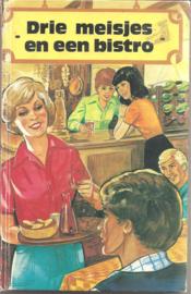 Heide, Willy van der (onder pseudoniem Sylvia Sillevis): Drie meisjes en een bistro