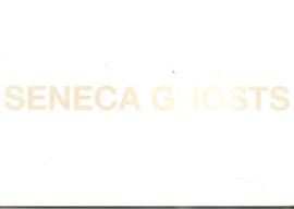 Mericle, Danielle: Seneca Ghosts (gesigneerd!)