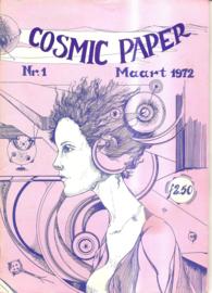 Cosmic paper no. 01 (1972)