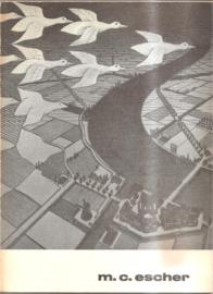 Catalogus Stedelijk museum 118: M.C. Escher