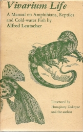 """Leutscher, Alfred: """"Vivarium Life""""."""