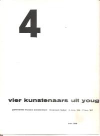 Catalogus Stedelijk Museum 159: vier kunstenaars uit Yougoslavië