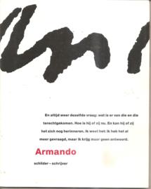 Armando: schilder-schrijver