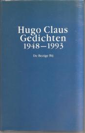 Claus, Hugo: Gedichten 1948-1993 (gesigneerd)