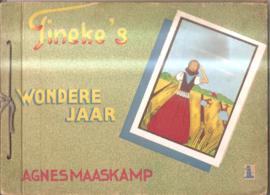 Maaskamp, Agnes: Tineke's wondere jaar