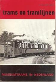 """Gragt, F. van der: """"Museumtrams in Nederland'."""