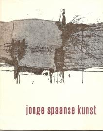 Catalogus Stedelijk Museum 210: Jonge Spaanse kunst.