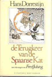 Dorrestijn, Hans: De Terugkeer van de Spaanse Kat.